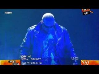WWE Monday Nignt RAW 21.02.11 Эфир (QTV)