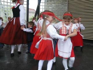 Финские народные, Санни 4.5 года