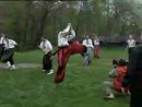 Гопак-боевой казачей танец