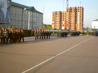 ЦПП МВД по РБ выпуск 28 августа 2009 3 курс