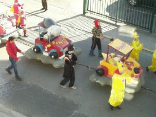 карнавал в синт-ливенс-хоутеме