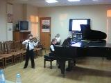 II открытый детский конкурс фортепианных дуэтов и камерных ансамблей