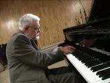 Николай Капустин исполняет свой Экспромт, op.66, №2