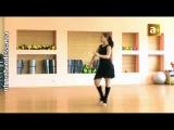 Урок спортивного бального танца. Ча-ча-ча.