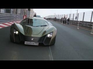 Русская машина Marussia (Маруся)