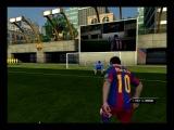 Супер-гол Леонель Месси в FIFA 2011!!!
