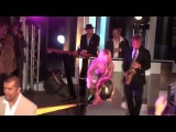 Alankara, Jazzy D &amp Future Groove Express with Candy Dulfer @ the Bank (part 4)