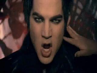 Adam Lambert - For Your Entertainment ускореный клип 2