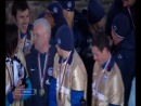 Церемония награждения Зенита золотыми медалями и вручения Кубка Чемпионов России 2010!