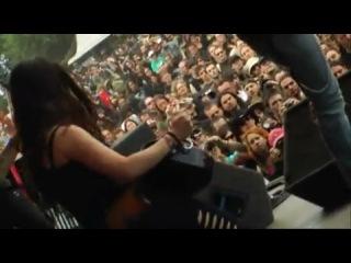 Eluveitie - Thousandfold - Live Hellfest 2010 Folk/Melodic Death Metal