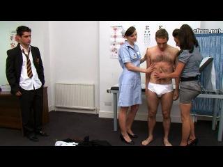 Cfnm - st dunstans infirmary