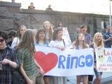 Ринго Старр в Киеве!!