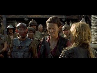 Пираты Карибского моря 3. Смешные дубли