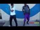 CHEKKAZZ. SASHIE COOL NEW DANCE MOVE CHUKK DEM