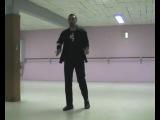 Как научиться танцевать как Майкл Джексон 4 часть [uchieto.ru]