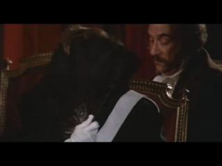 Вуди Аллен заигрывает (отрывок из фильма Любовь и смерть)