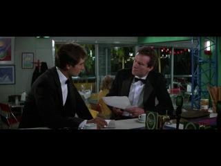 Фильм 15: Джеймс Бонд Агент 007: Искры из глаз / The Living Daylights (1987)