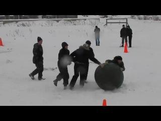 Drive-show Kivennapa 2011, гипербол