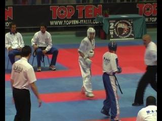 WC 2009 Semi-Contact -57 kg. (finale)