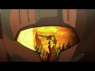 Halo Legends / Легенды Halo - 4 OVA (Русская озвучка) ㋛ Anime on links ㋛
