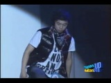 [Pre-debut] HoYa with his crew - JYP Audition 2008
