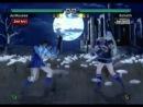 Tekken 5 DR Asuka vs Lili
