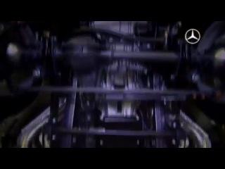 Mercedes benz tv the g class in a tough test.flv