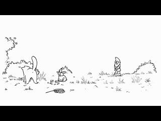Кот Саймона и пасхальный кролик!