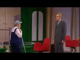 """спектакль """"Идеальное убийство"""", 2010 г. Московский академический театр Сатиры"""