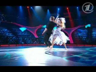 Лёд и Пламень - Мария Кожевникова и Алексей Ягудин под песню из м/ф Тима Бертона