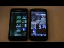 Сравнение Samsung GT-I9100 Galaxy S II с HTC Sensation