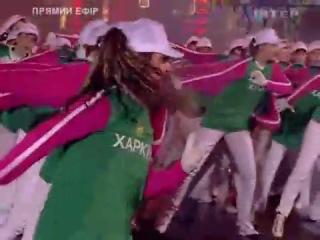 Телешоу Майданс Первый тур Харьков