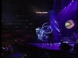 Moby, Jill Scott, Blue Man Group - Natural Blues (live)