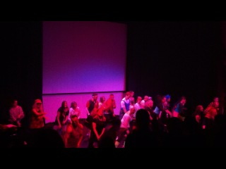 Best day In heathfield - Teachers dancing - Nice....Drama superman)))