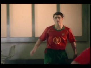 Nike soccer brazil vs portugal - ole! commercial (480p) / футбольная реклама найка оле!, бразилия против португалии