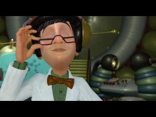 Чокнутый профессор / The Nutty Professor (2008) [Смотри на TVfru.ru]
