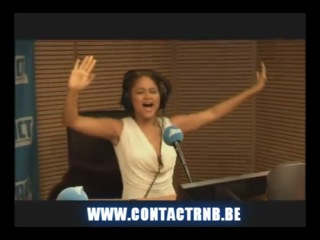Kat Deluna Interview (LIVE DANS CONTACT RNB)