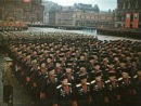 Первый Парад Победы в ВОВ 24 июня 1945 года на Красной площади в Москве!