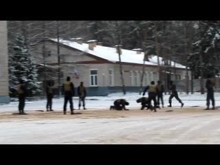 Президентский полк. Выступление спецназа. Присяга 11.12.2010