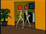 Мультфильм про то, как парень превратился в девушку