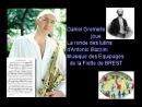 Daniel Gremelle - La ronde des lutins de Bazzini Musique des Equipages de la Flotte de Brest