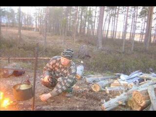 Весенняя охота на гусей 2010 г.