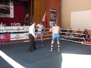 Открытый Чемпионат РБ по кик-боксингу, К-1