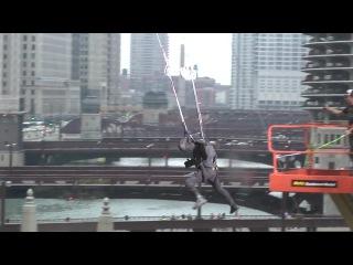 Трансформеры 3: Репортаж со съемок №2 HD 720p