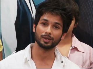 Shahid Kapoor's Time To Take An Action - Latest Bollywood News
