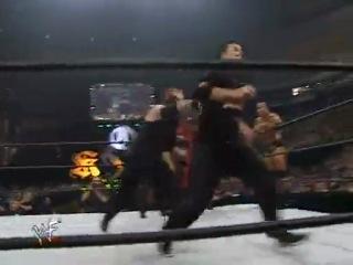 WWE.The Rock, Triple H, Undertaker, Kane, Makmrhons