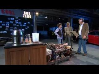 Top Gear. Блендер с двигателем V8 от Корвета