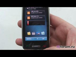 Знакомство с Nokia C6-01