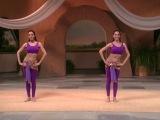 Танец живота Нина и Вина - Урок 2