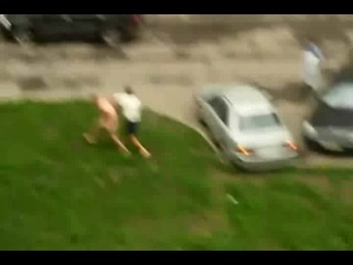 Epic Naked Man